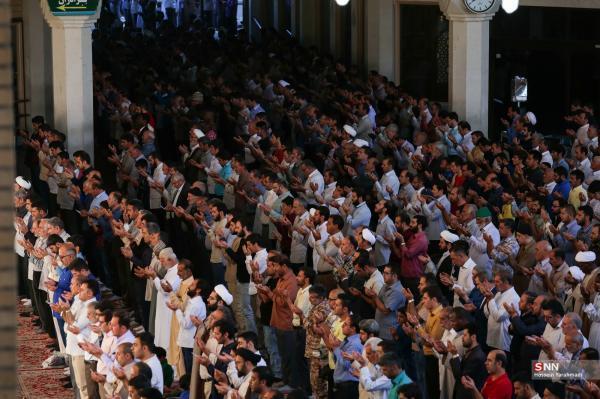 نماز عید فطر را چگونه بخوانیم؟