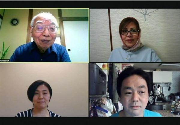 چهارمین دوره آموزش مجازی زبان فارسی در ژاپن شروع شد
