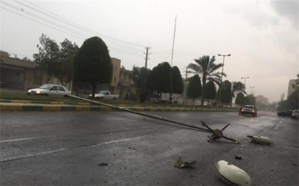 هشدار هواشناسی درخصوص رگبار و رعدوبرق در 3 استان
