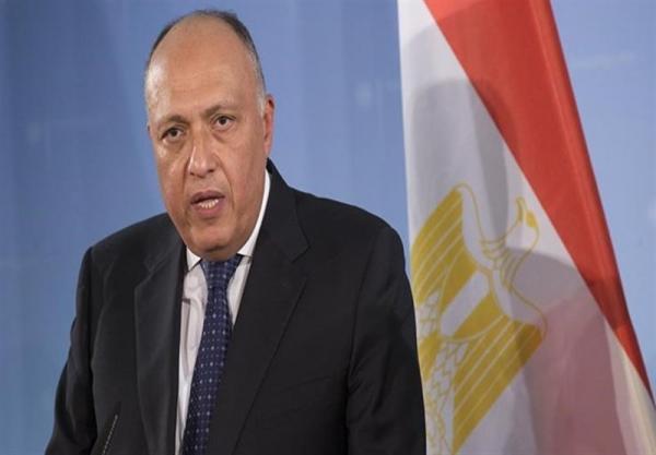 اولین سفر وزیر خارجه مصر به قطر پس از 8 سال