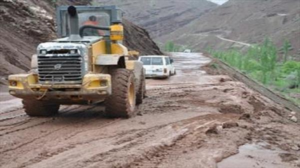 آسیب سیل به 80 کیلومتر از راه های ارتباطی استان قزوین