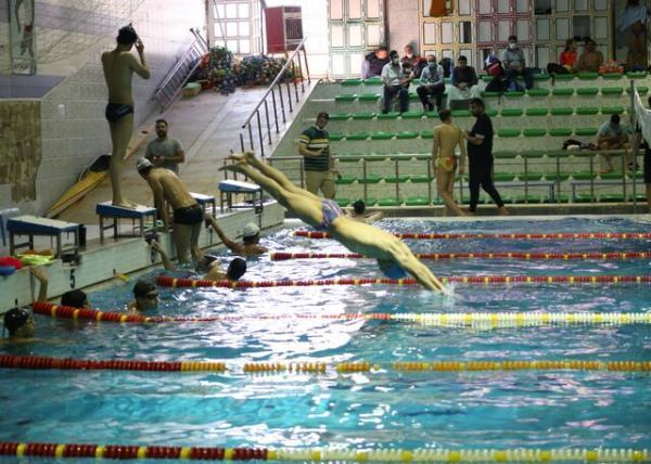 خاتمه مسابقات انتخابی تیم ملی شنا با 9 رکوردشکنی