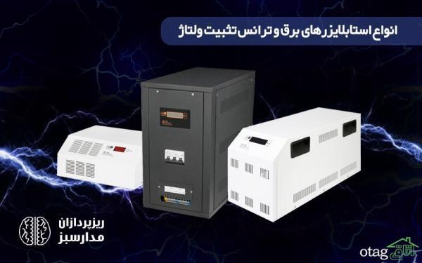 ترانس تقویت برق خانگی چیست (راهنمای خرید استابلایزر برای هر وسیله)